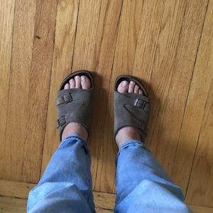 Birkenstock Zurich sandals size 39